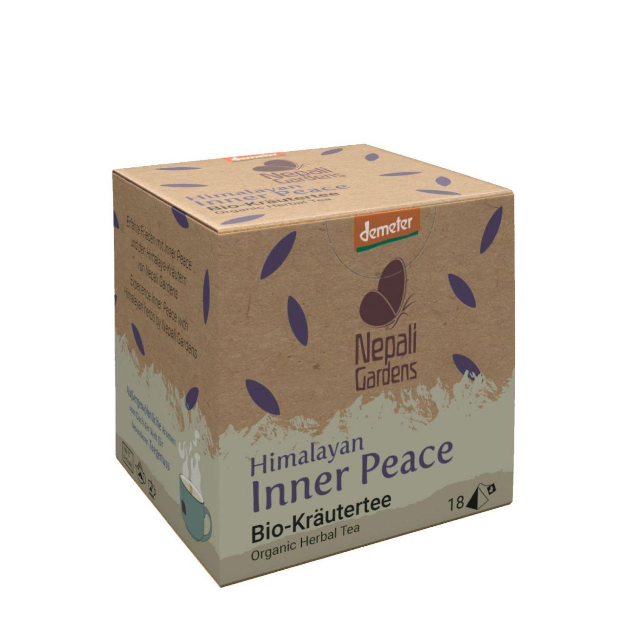 Inner Peace (18 Pyramidenbeutel)