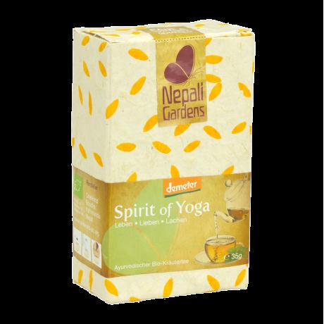 "Nepali Gardens Bio Kräutertee ""Spirit of Yoga"" Demeter"