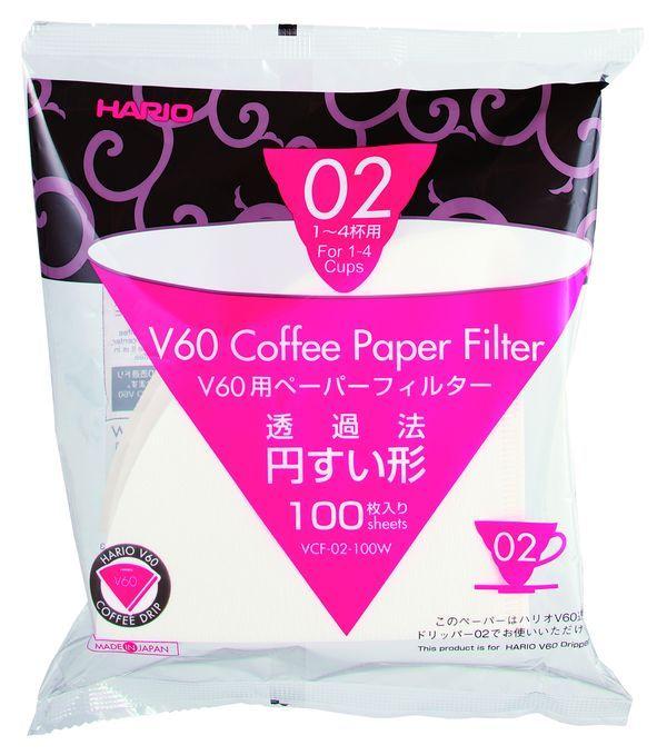 Hario Filterpapier V60 02