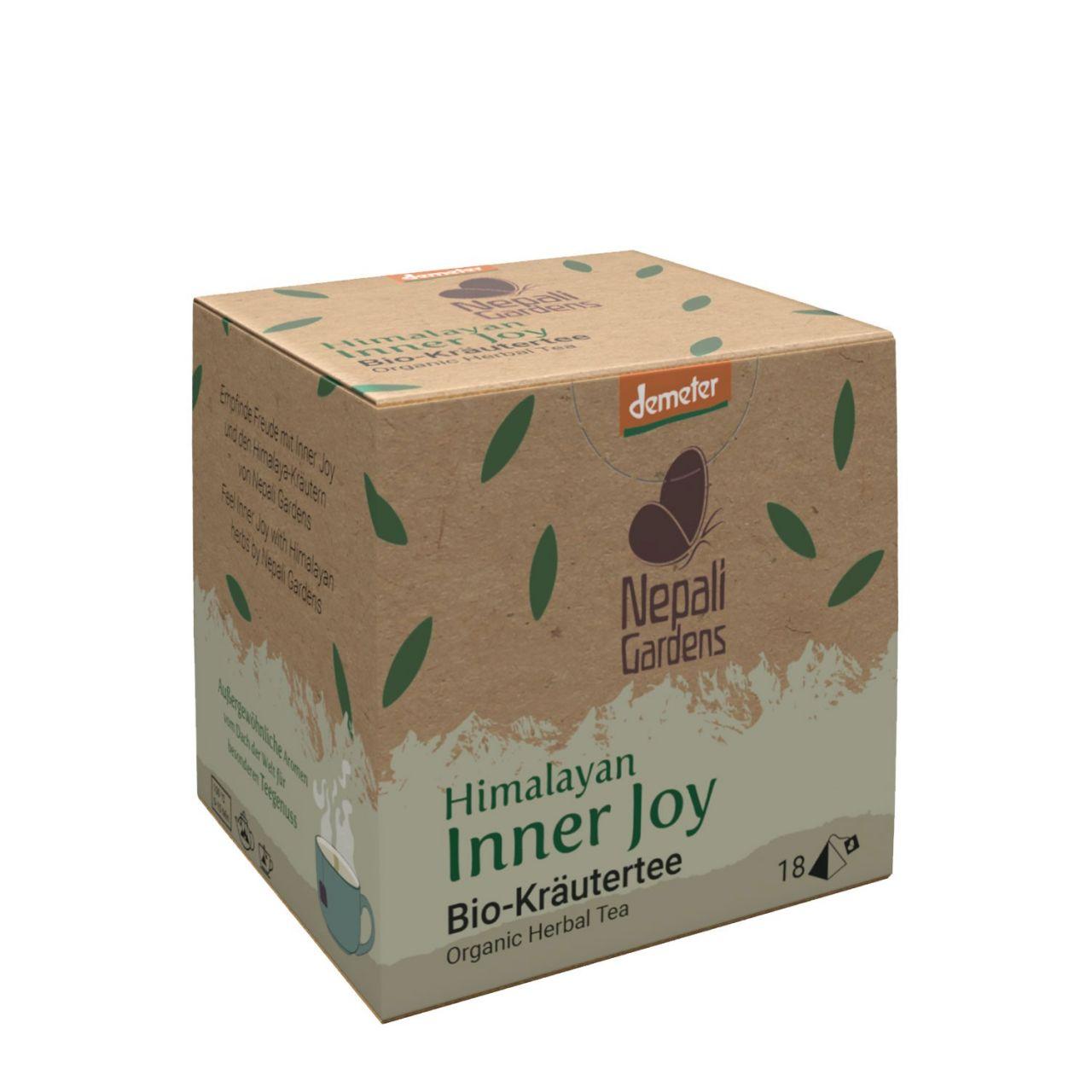Inner Joy (18 Pyramidenbeutel)