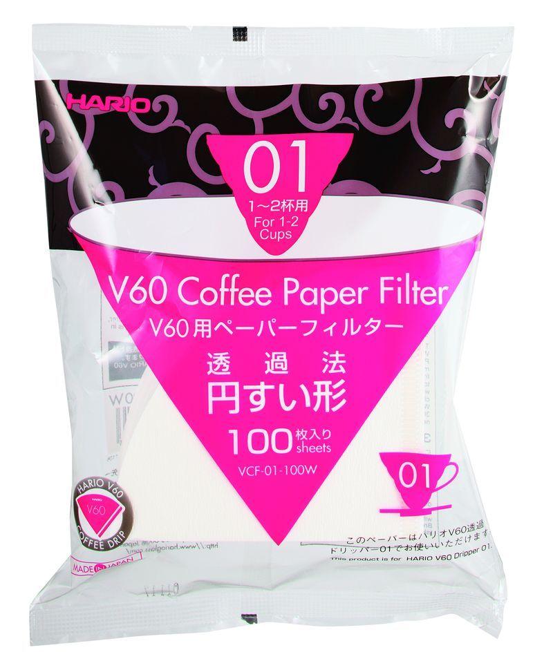 Hario Filterpapier V60 01