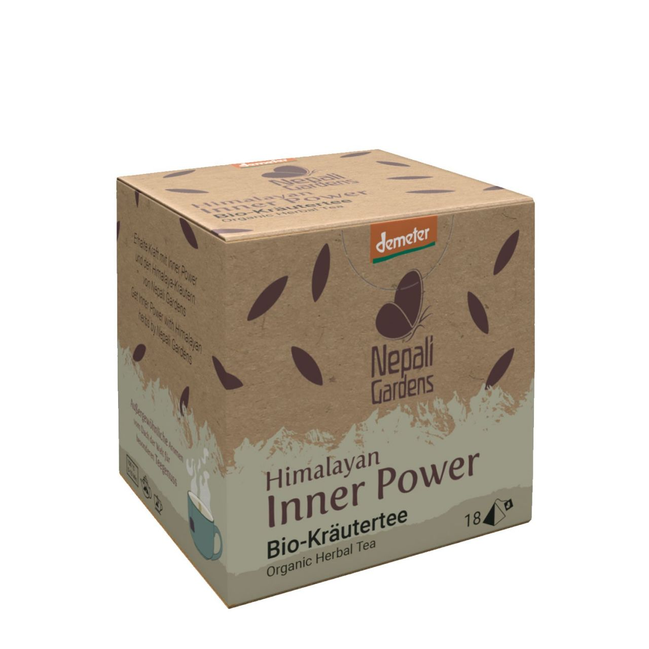 Inner Power (18 Pyramidenbeutel)