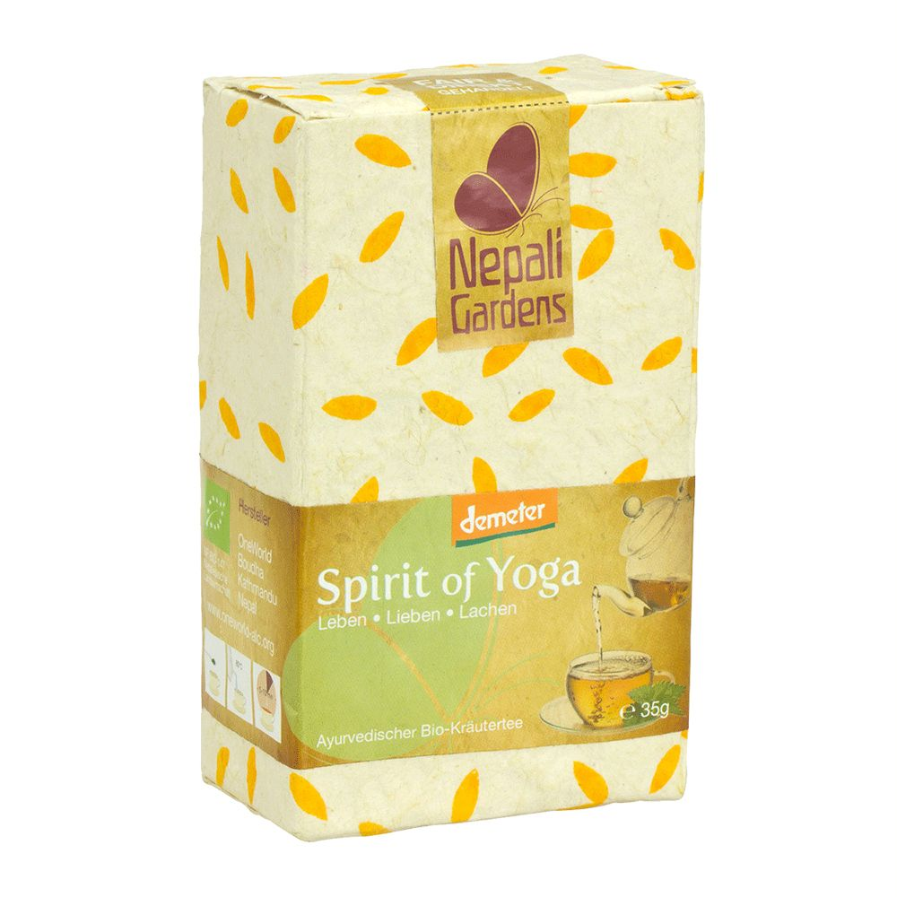 SPIRIT OF YOGA BIO KRÄUTERTEE