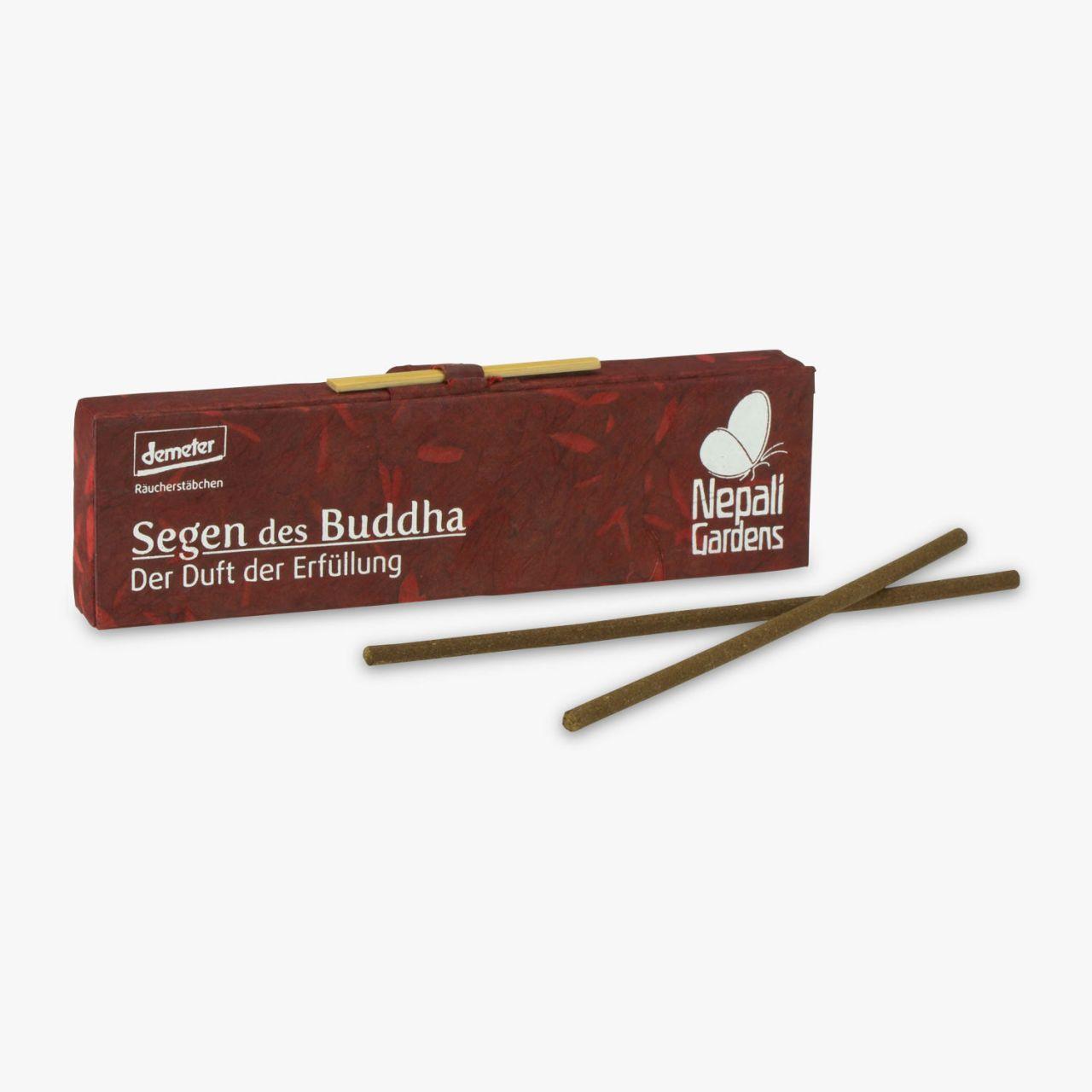 Segen des Buddha